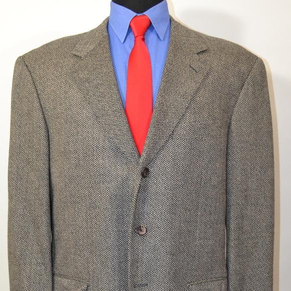 Pal Zileri Other - Pal Zileri US: 46R, EU: 56R Sport Coat Blazer Suit